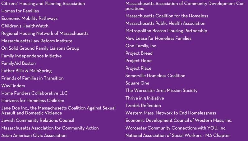 Coalition Members